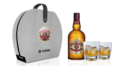 Chivas 12, un whisky centenario