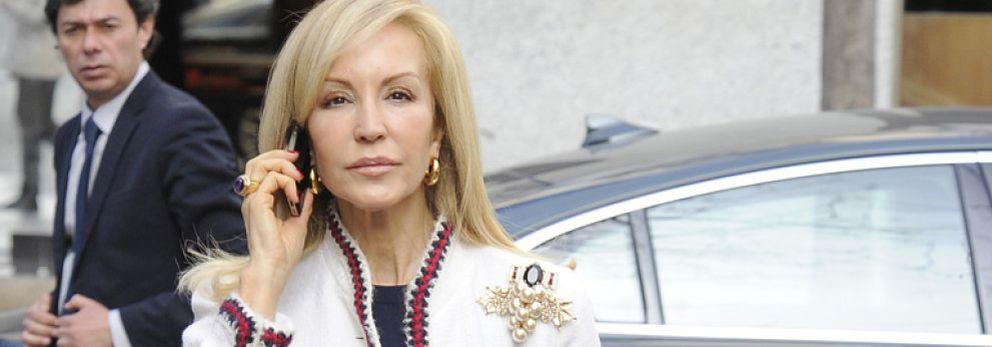Carmen Lomana, multada por la Audiencia Provincial al no acudir a un juicio como jurado popular