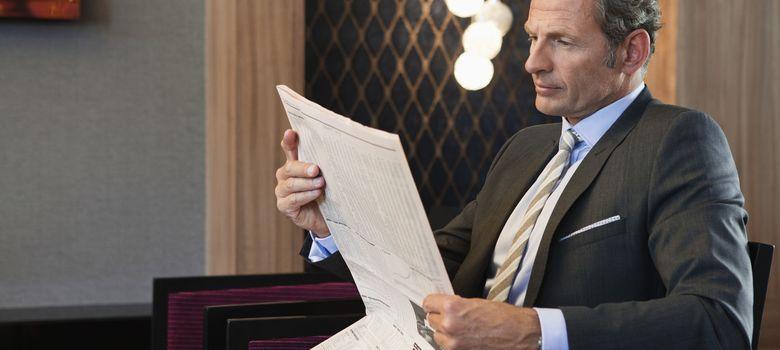 Foto: El traje sigue dando al que lo porta una serie de atributos positivos. (Corbis)