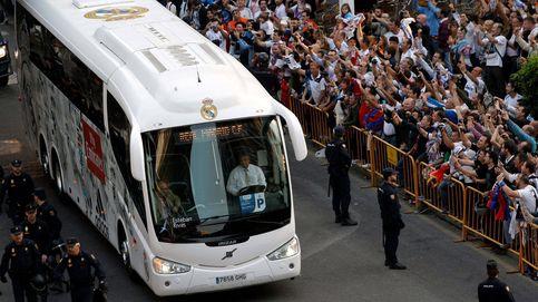 La Policía refuerza la escolta del Madrid-Bayern para evitar atentados