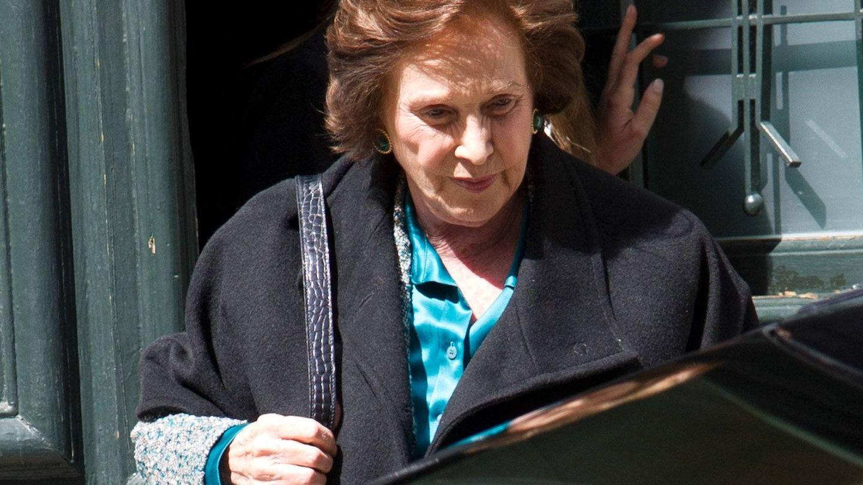 Carmen Franco en una imagen de archivo. (Cordon Press)