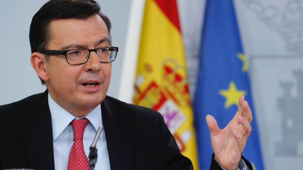 Foto: El ministro de Economía, Román Escolano. (EFE)