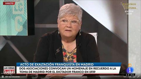 Gloria Marcos asegura que TVE recupera la caspa del franquismo con 'Verano azul'
