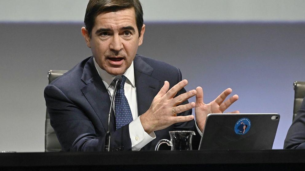 BBVA registra las mayores pérdidas de su historia (1.792 M) y cancela dividendo