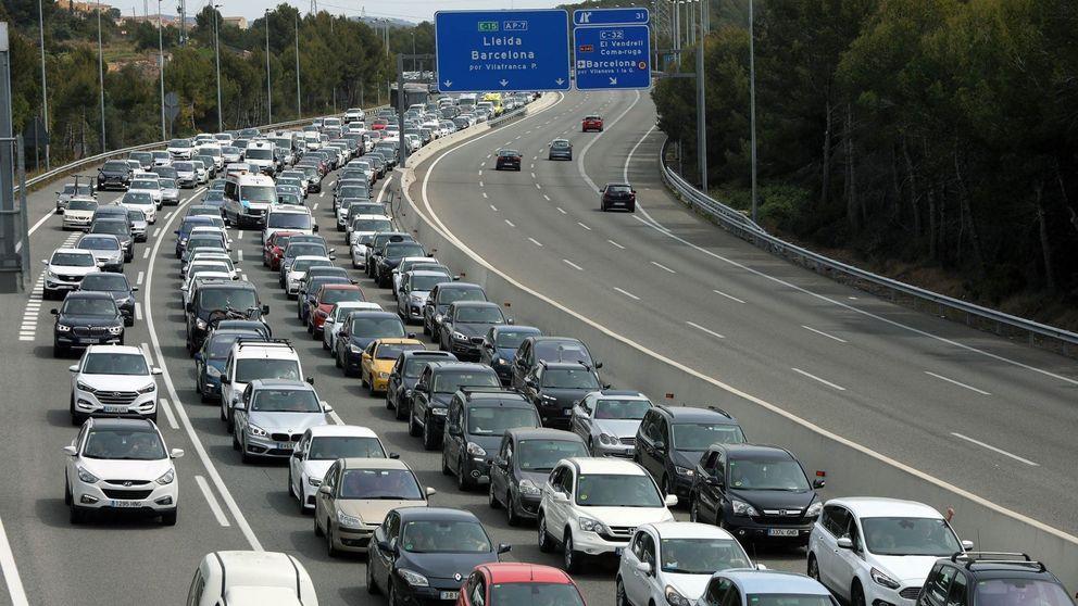 'Operación retorno' de la DGT: cuidado con la carretera en el fin de las vacaciones
