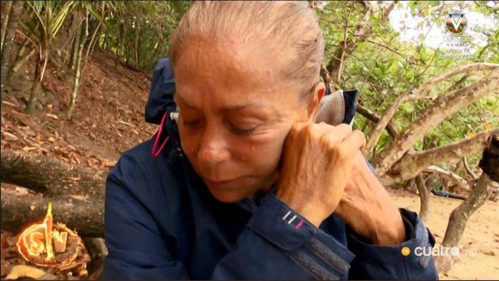 Primeras palabras de Isabel Pantoja tras ser evacuada de 'Supervivientes 2019'