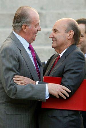 El Rey impuso a Miquel Roca como abogado sin consultárselo ni a la Infanta ni a Spottorno