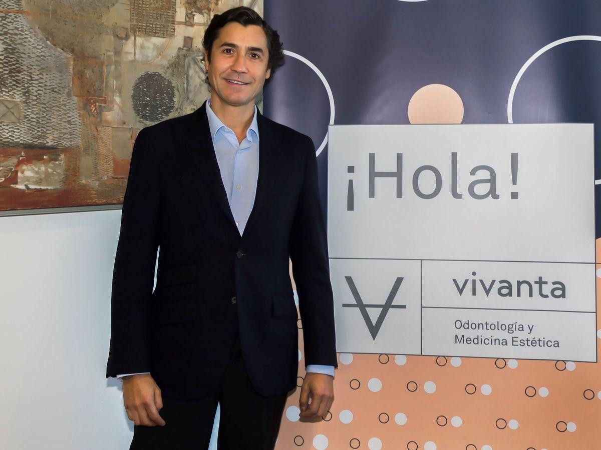 Foto: Juan Olave, consejero delegado de Vivanta, ahora investigado. (EFE)