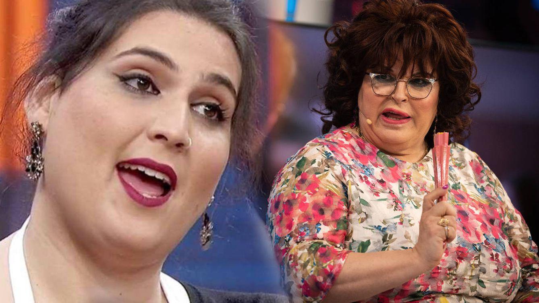 Fuerte enganchón entre Saray ('MasterChef') y Paca La Piraña: Eso es una actitud racista
