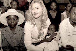 Foto: El FBI investiga a Madonna por irregularidades en su proyecto educativo