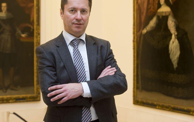 Foto: El físico Juan Ignacio Cirac
