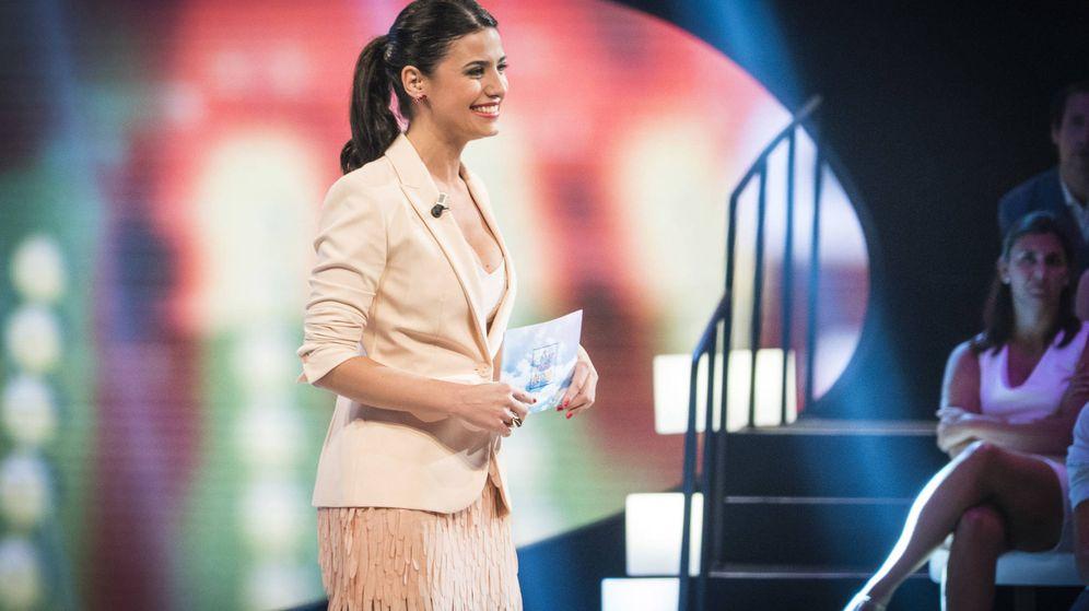 Foto: Ares Teixidó, copresentadora de 'El amor está en el aire' (Atresmedia)