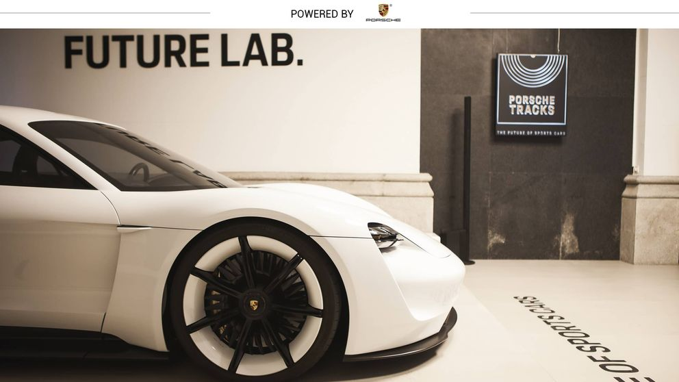 Porsche Mission E: el deportivo eléctrico del futuro ya está aquí