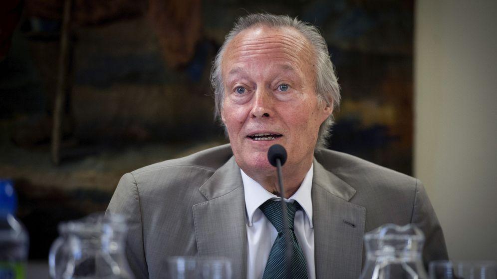 Foto: El exministro y exportavoz del Gobierno de José María Aznar Josep Piqué. (EFE)