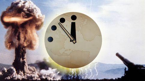 Dos minutos y medio para el fin del mundo por el clima, la guerra nuclear y los políticos