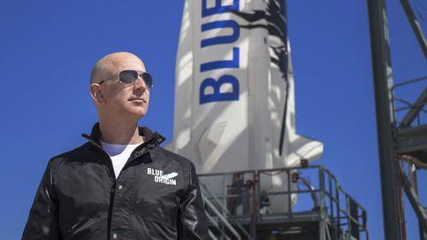 Jeff Bezos viajará al espacio: la primera gran fortuna que dará un paseo espacial
