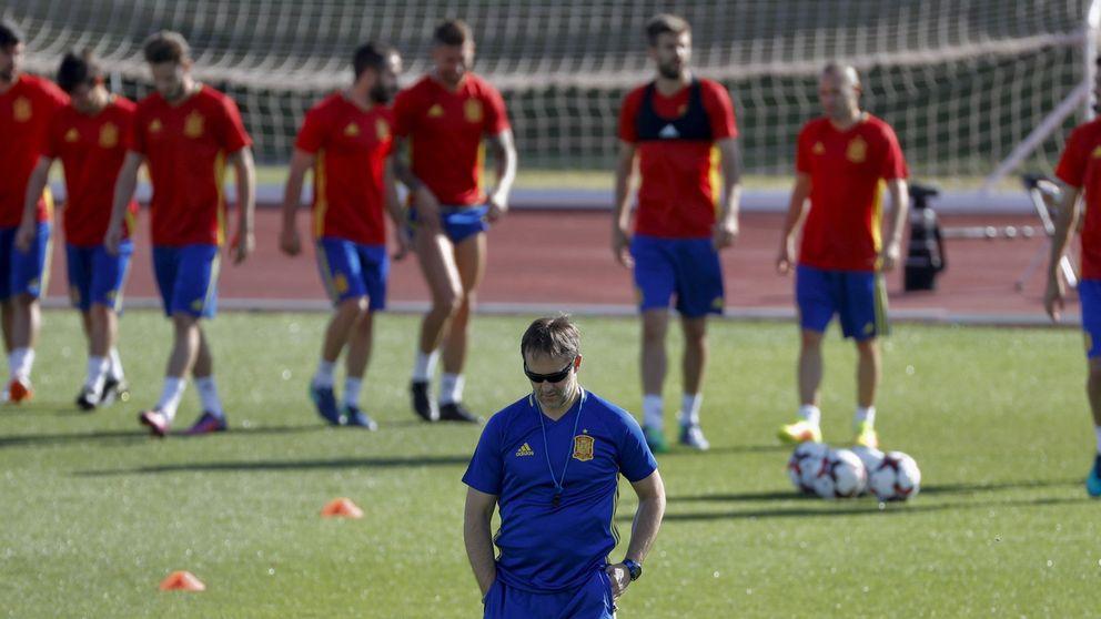 El verdugo de Del Bosque para evaluar de verdad a la España de Lopetegui