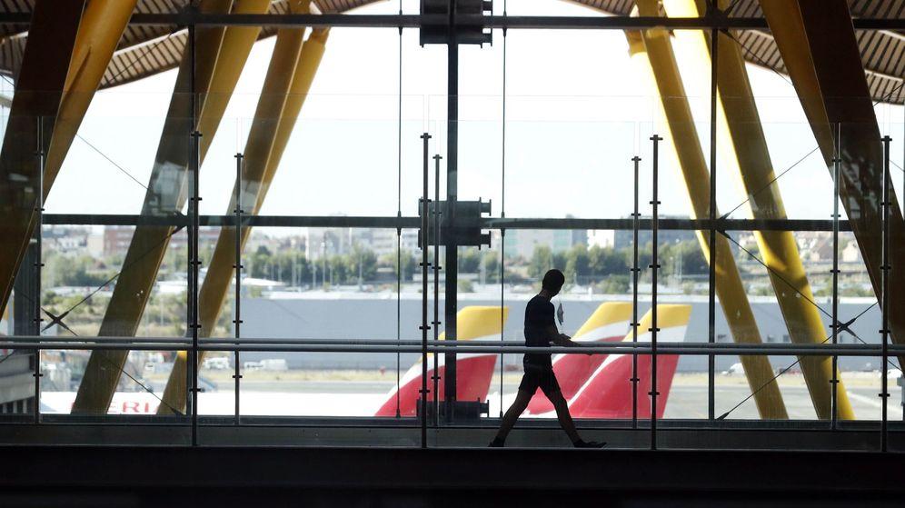 Foto: Aeropuerto Madrid Barajas