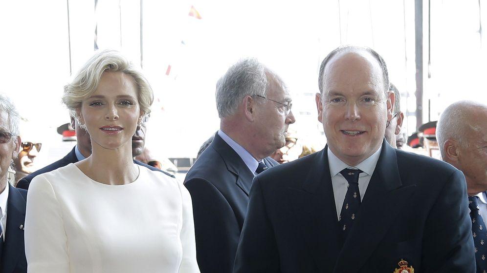 Foto: Inauguración del Club Naútico de Mónaco