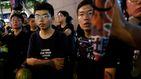 Joshua Wong: Si la protesta de Hong Kong tuviese líderes Pekín los arrestaría