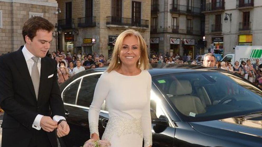 La boda de Rosa Clará en Barcelona