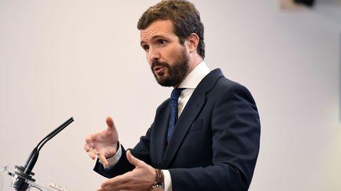 Casado: Sánchez debe dejar paso si fracasa, es el bloqueo personificado