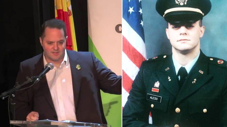 Ron Aledo, el analista de la CIA y del Pentágono 'fichado' por Vox