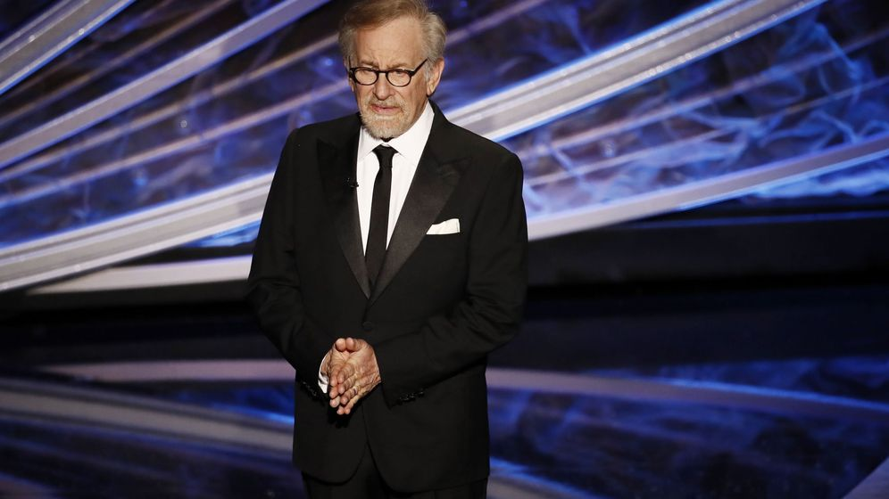 Foto: Steven Spielberg. (EFE)