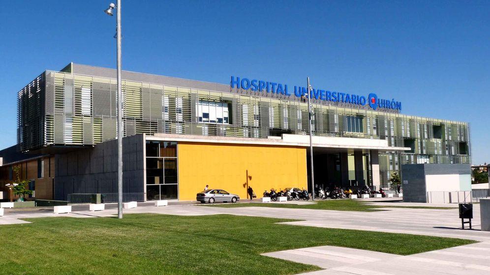 Foto: Hospital Quirón Madrid. (quironsalud.es)