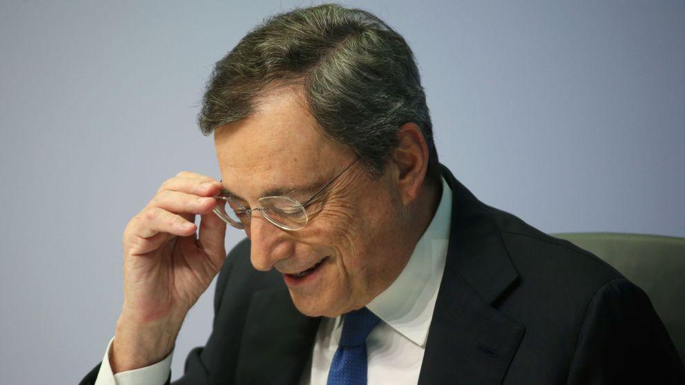 Draghi se despide del BCE: He intentado cumplir con el mandato lo mejor posible