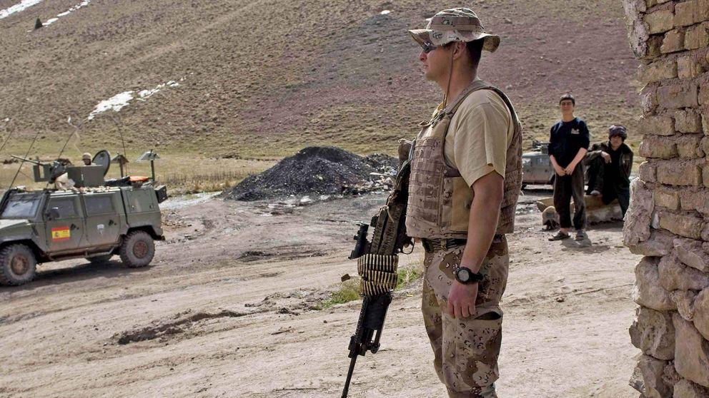 Trescientos soldados españoles se desplegarán en Bagdad en febrero