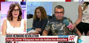 Post de Así es el casting de 'GH Revolution', que Jorge Javier le enseñó a Ana Rosa