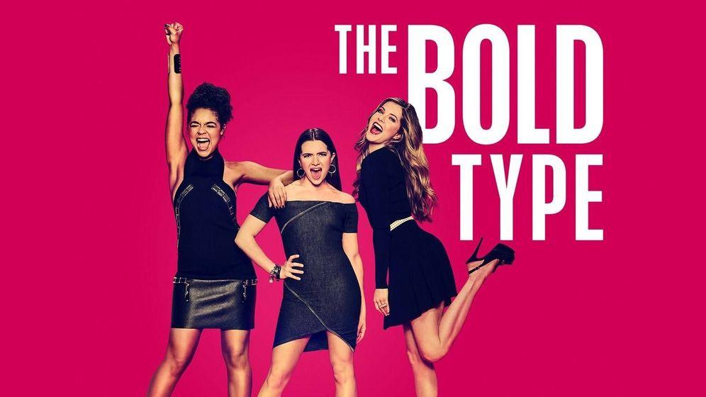 Foto: Imagen promocional de la serie 'The Bold Type'. (Amazon)