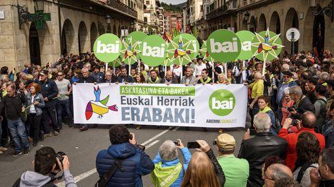 Bilbao ensalza y aborrece la Constitución con dos actos a la vez separados por 2 kilómetros