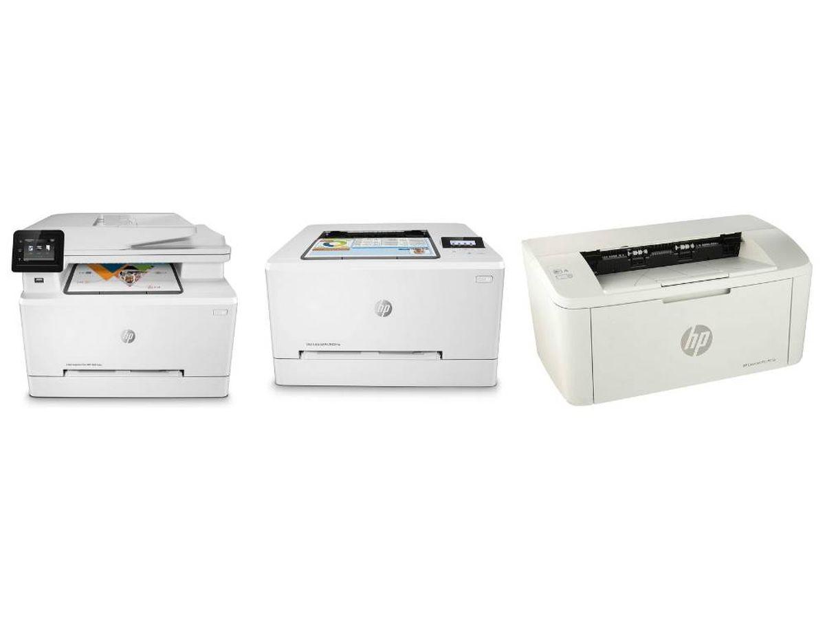 Foto: Las mejores impresoras multifunción de HP