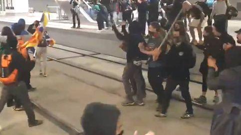 Detenido un sobrino de Torra por cortar las vías del AVE junto a otros CDR el 1-O de 2018