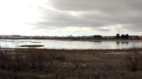 Numerosas personas divisan una bola de fuego sobre Castilla-La Mancha