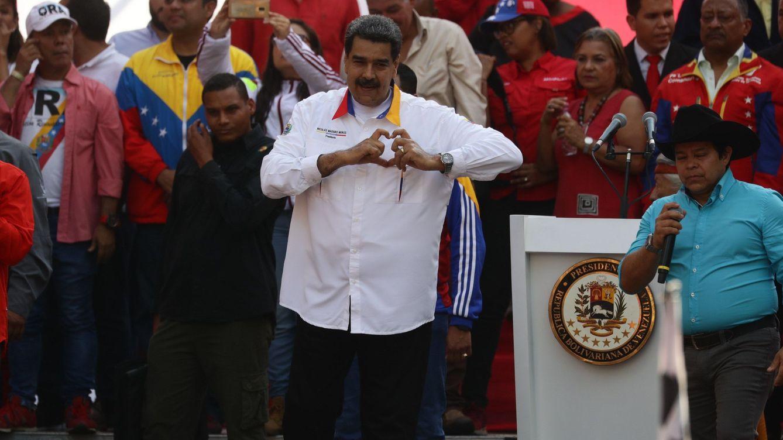 Nicolás Maduro anuncia una inversión inmediata en Huawei