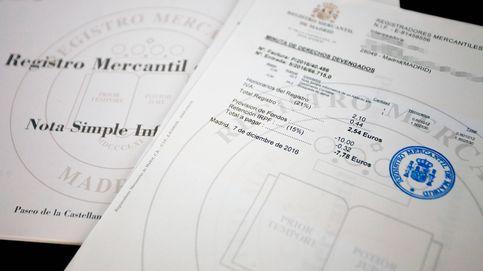 A un paso de Génova y recién remozado: el nuevo registro mercantil de Rajoy