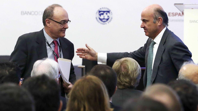 El BCE echa la culpa al Banco de España de no dar liquidez suficiente al Popular