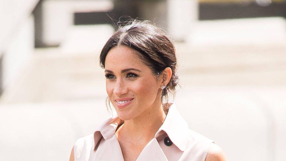 Foto: La duquesa de Sussex. (Getty Images)