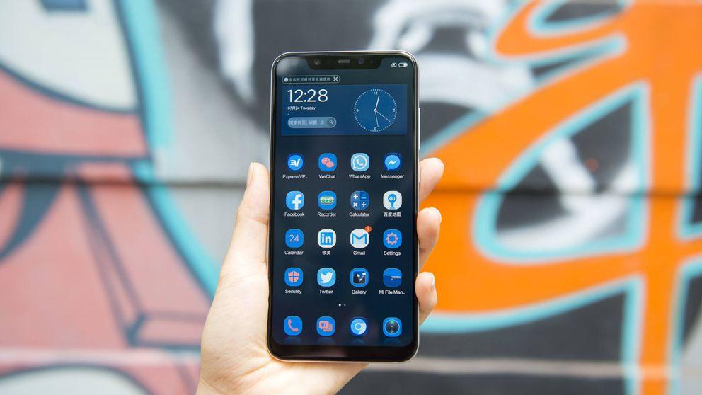 Probamos el Xiaomi Mi8, una copia del iPhone X tan potente como innecesaria