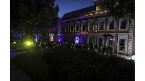 Fiesta de entrega de los Premios Gentleman en Madrid