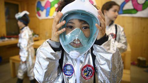 La geografía que los niños estudiarán en los colegios de Marte