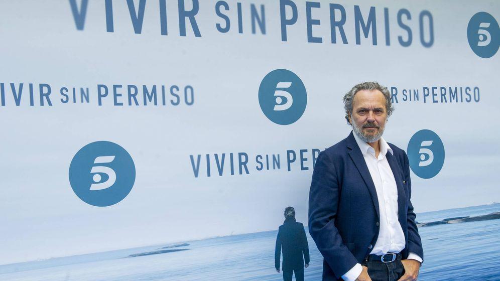 Foto: José Coronado (Mediaset España)