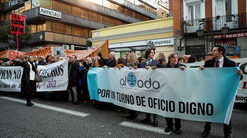 El mapa de la desigualdad en el turno de oficio: 311 € en Euskadi y 106 en Andalucía
