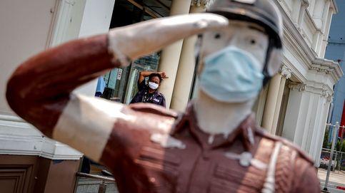 El Gobierno anuncia el toque de queda para todo el país debido a la pandemia del coronavirus