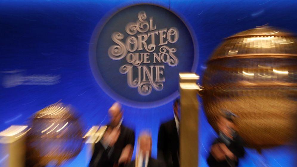 Foto: Sorteo extraordinario de la lotería