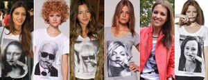 Foto: Tras los famosos bigotes de la camiseta de moda