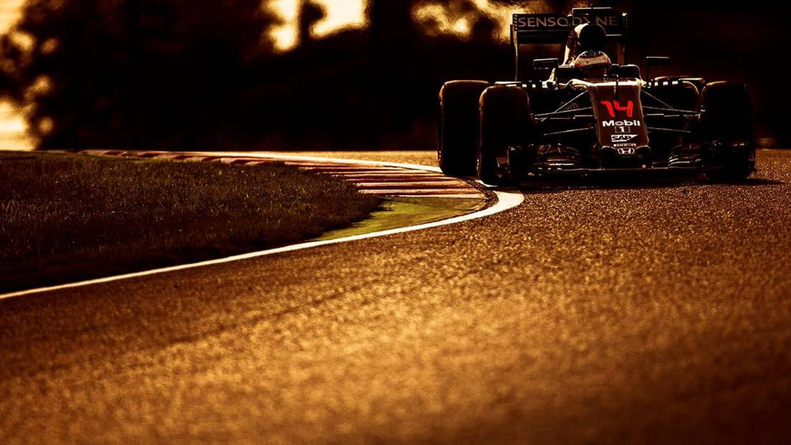 Foto: Honda disputará su última carrera de casa  (Foto: Twitter @McLarenF1).